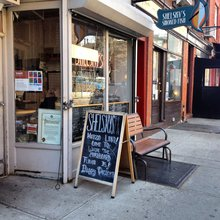 The New York Jewish deli meets the 21st century, and the results are geshmak
