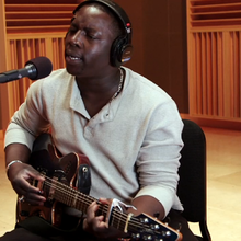 Vieux Farka Touré follows in the footsteps of his famous father
