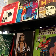 Latino Comic Book Artists Explore Roots, Culture