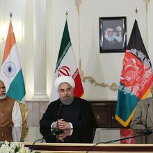 India and Iran agree port deal, reviving trade ties