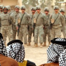 The US departure from Iraq is an illusion