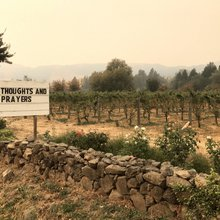 Many Latinos are struggling in California's wildfires, but Spanish-language information is scarce