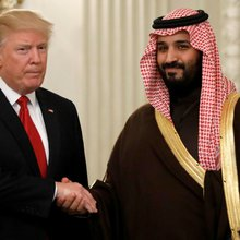 White House seen to be 'hands off' as Saudi crown prince grabs more power
