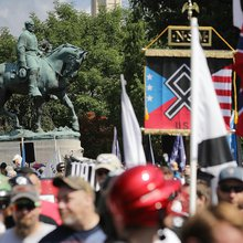 This is what America needs to do with all its remaining Confederate statues and plantations