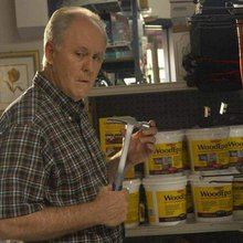 John Lithgow is a teller of tales