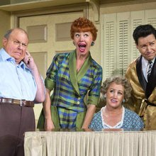 'I Love Lucy' live and in color at Old National Centre
