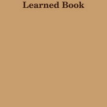 The Lessons Learned Book