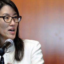 Ellen Pao is 'a Rosa Parks' for women in Silicon Valley