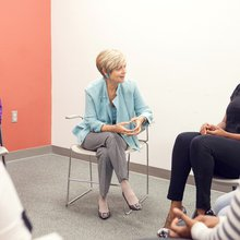 A new way to treat women's mental health in prison