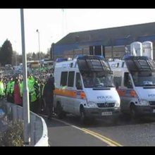 Peterborough Protests - Cambridgeshire's Biggest Ever Police Operation