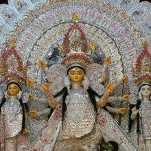 Lords of the little: Pujo for its makers