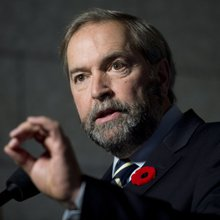 NDP moving to restart its Quebec provincial wing at behest of Thomas Mulcair