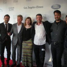 Seen and heard at the Newport Beach Film Festival