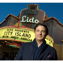 Andy Garcia takes control in 'City Island'