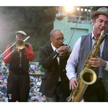Playboy Jazz Festival delivers highs and lows