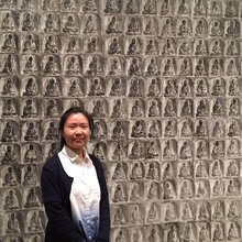 Chinese artist focuses on nature and harmony in her first solo U.S. museum exhibition