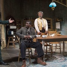 August Wilson's 'Gem of the Ocean' examines freedom, self and the African American experience at ...