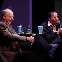 Legendary Disney songwriter Richard Sherman visits O.C. School of the Arts, sharing stories and a...