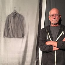Artist memorializes his late wife with 'Air Becomes Breath' exhibit