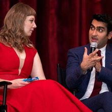 Star and creators of 'The Big Sick' attend screening in Newport Beach amid awards buzz