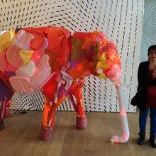 Museum showcases trash as art