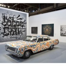 MOCA celebrates street art in newest show
