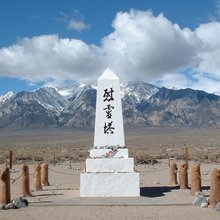 Japanese internment camp undergoing renovations to serve as reminder