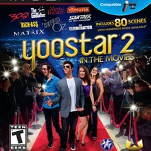 Replace Ben Stiller, Tina Fey, and even Ralph Macchio in classic movie scenes with 'Yoostar2? |...