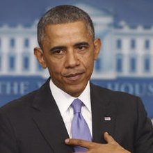 President Obama's public self-flogging on the Affordable Care Act