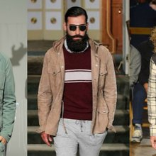 Boys With Beards: New York Fashion Week Edition