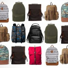 10 Backpacks That Make A Statement - Fall 2013