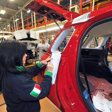 Italian Job Sneaks Factory to Poland Under Cover