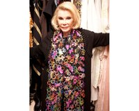 Closet case: Joan Rivers