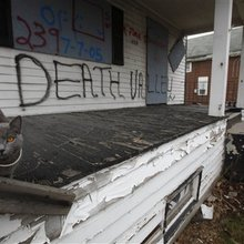 AP IMPACT: Empty neighborhoods fill Rust Belt