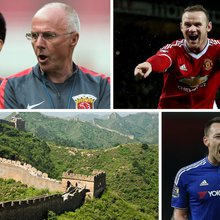 Sven Goran Eriksson: Prem stars ready for showboat to China
