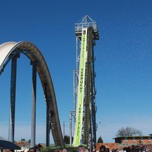 World's largest water slide is higher than Niagara Falls