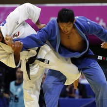 Top Brazilian judo fighter comes home to Lebanon for Rio Olympics
