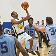 Semi-Pro Miami Midnites Chase Basketball Dreams One Blowout at a Time