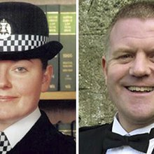 Police killed in Glasgow helicopter crash had won bravery commendations