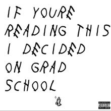 Grad School and the Grand Scheme of Life