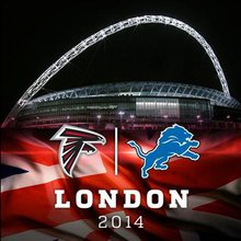 Next year's Falcons game in London to have 9:30 a.m. start time