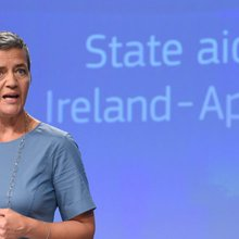 EU Should Prepare To Act Alone On Digital Tax, Vestager Says - Law360