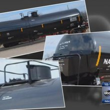 'Inadequate' DOT-111 rail cars carry dangerous materials through Illinois