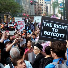 U.S. Lawmakers Seek to Criminally Outlaw Support for Boycott Campaign Against Israel