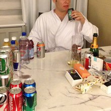 I Somehow Ate and Drank an Entire Hotel Minibar and Lived to Tell the Tale