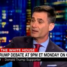 Trump Apologist Shocks CNN Panel With VILE Sexist Comment About Hillary's Figure