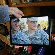 Military suicide epidemic compels survivor families to speak out