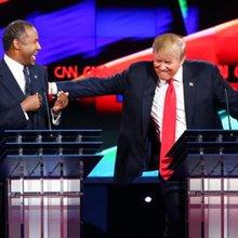GOP debates in Las Vegas focus on ISIS, terrorism - PHOTOS