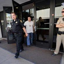 Metro executes search warrant at Las Vegas constable's office