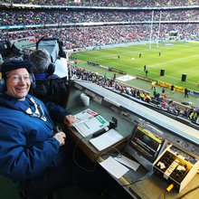 How to make it as a radio broadcaster: Ian Robertson
